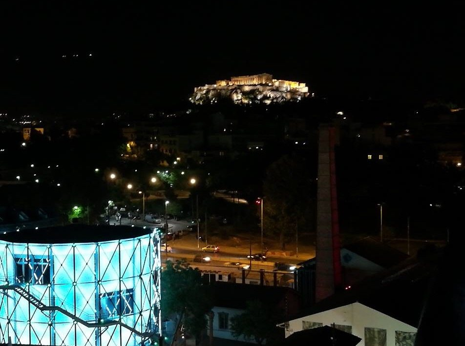 Dinner In The Sky Athens Greece