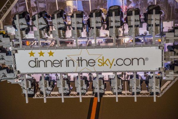 Dinner in the Sky stars dinner in the sky greece