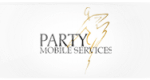 party mobile services logo
